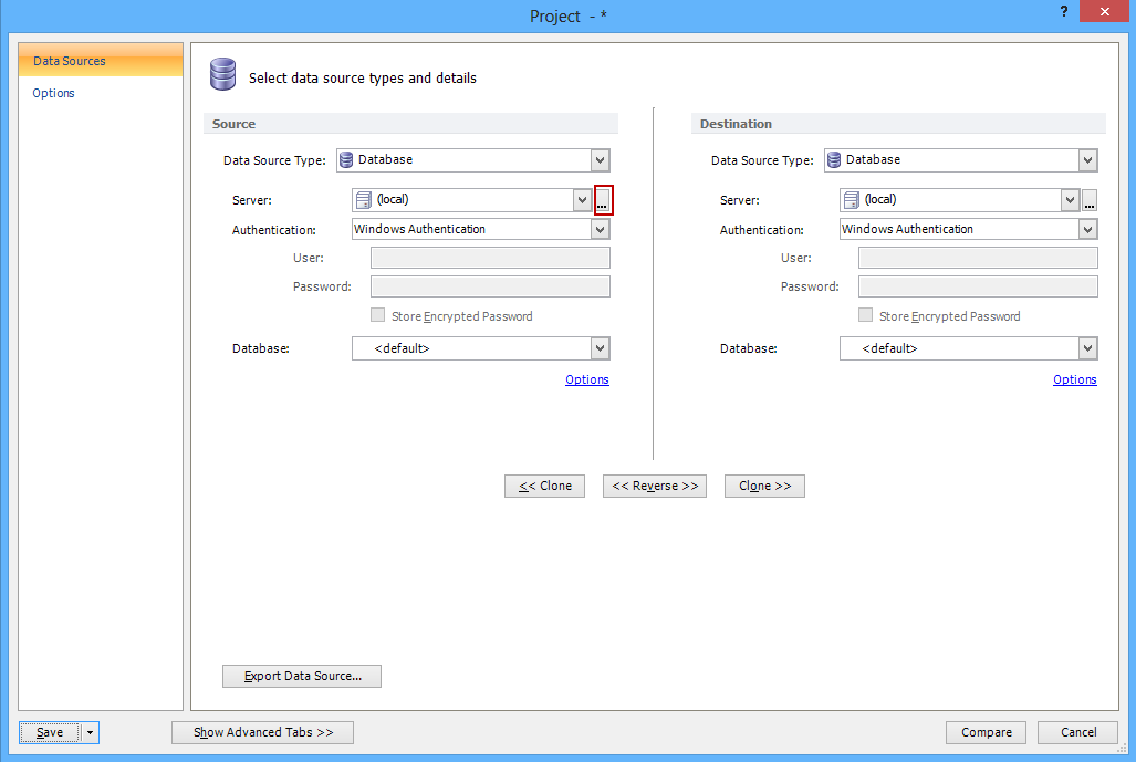 How to configure remote access and connect to a remote SQL Server