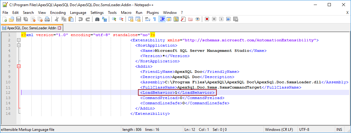 How to remove ApexSQL tools from SQL Server Management Studio