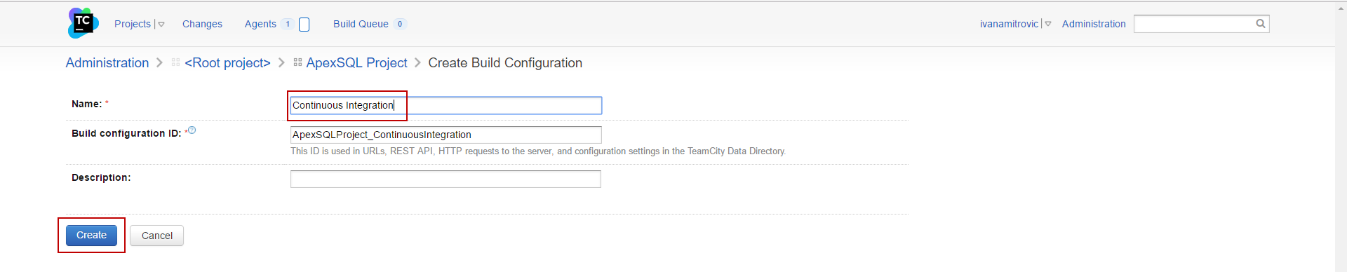 How to integrate ApexSQL DevOps toolkit with TeamCity server