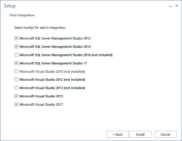 sql server 2014 developer edition silent install