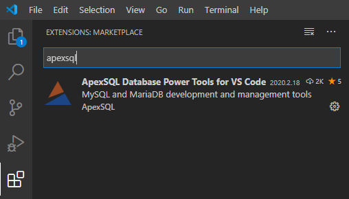 Database Power Tools for VS Code extension in VS Code Marketplace