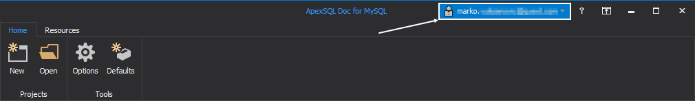 ApexSQL Doc for MySQL
